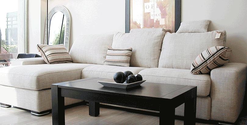 White Sofa Dks