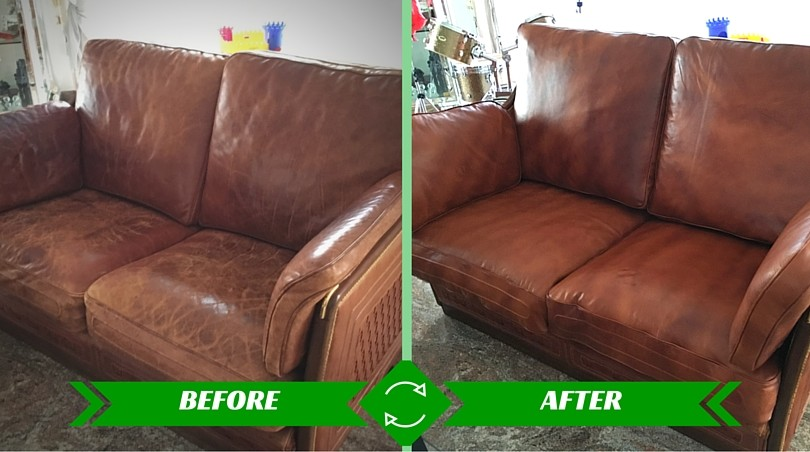Leather Upholstery - Dks